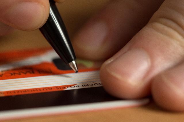 クレジットカードを紛失したときの対処法